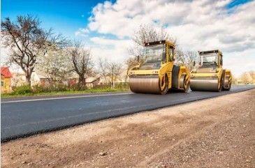 Pavimentação de estradas